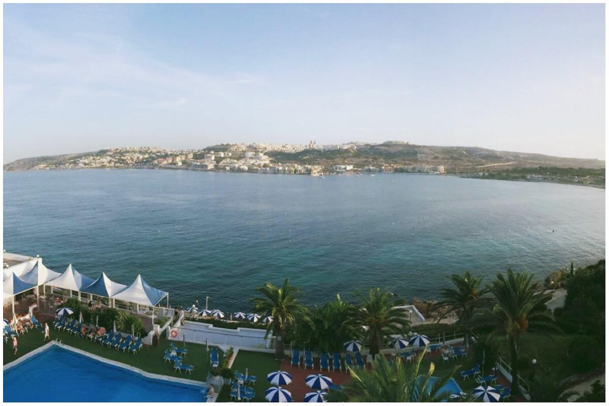 Malta - Mellieha Bay