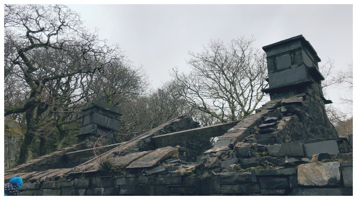 Ruins of the Anglesey Barracks