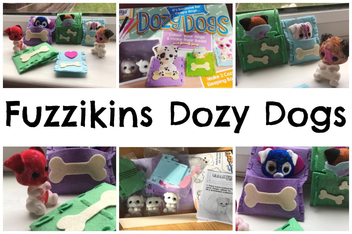 Fuzzikins Dozy Dogs