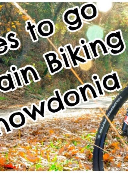 4 Places to go Mountain Biking in Snowdonia