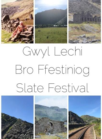 Gwyl Lechi Bro Ffestiniog Slate Festival