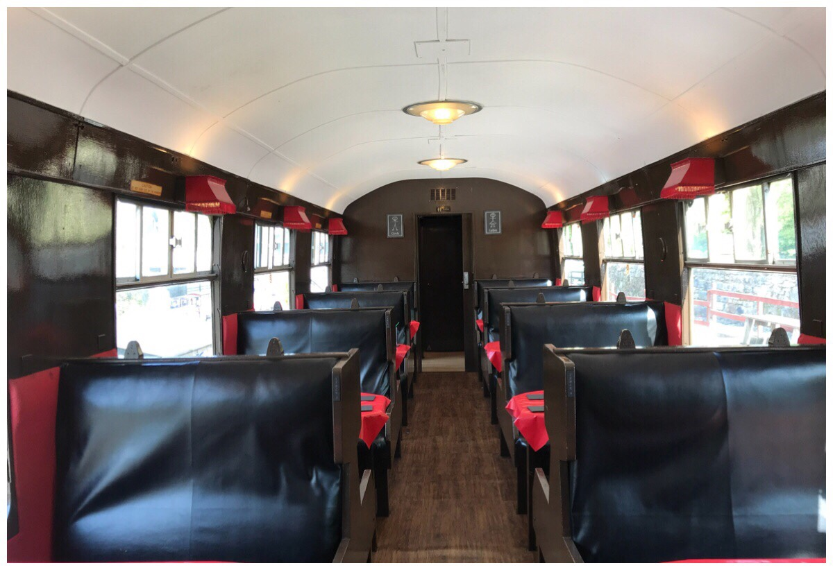 The Buffet Car Cafe