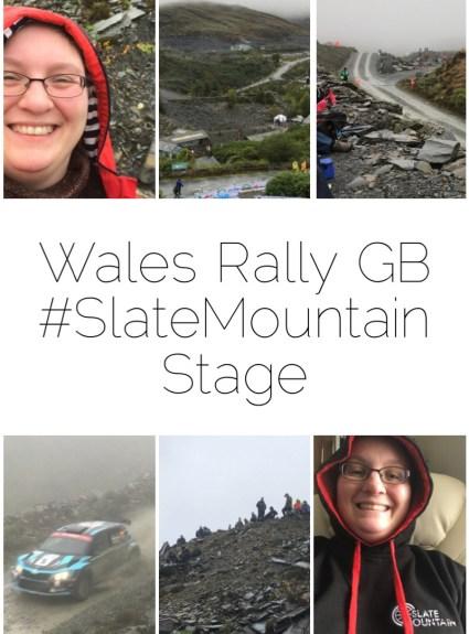 Slate Mountain Wales Rally GB