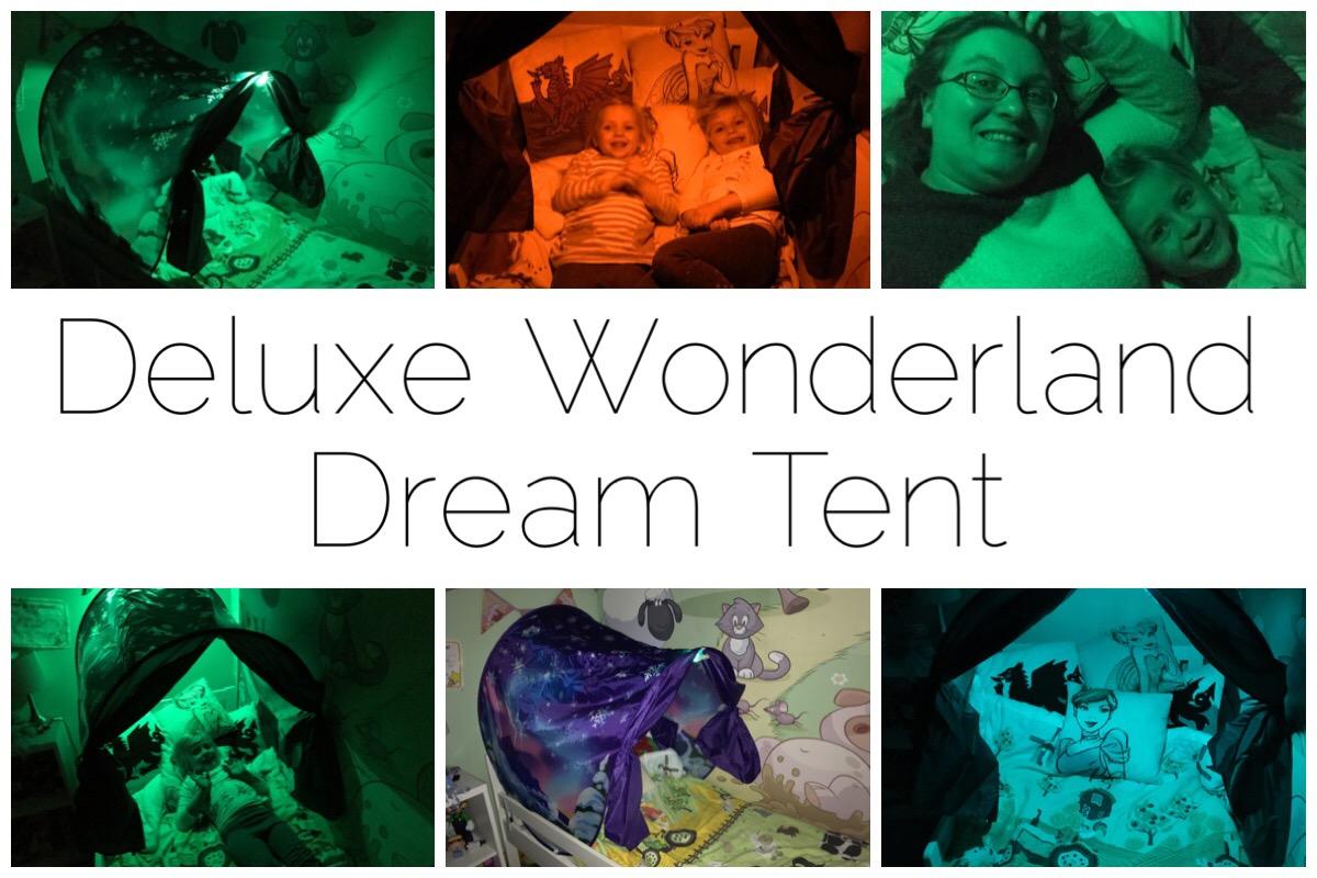 Deluxe Wonderland Dream Tent