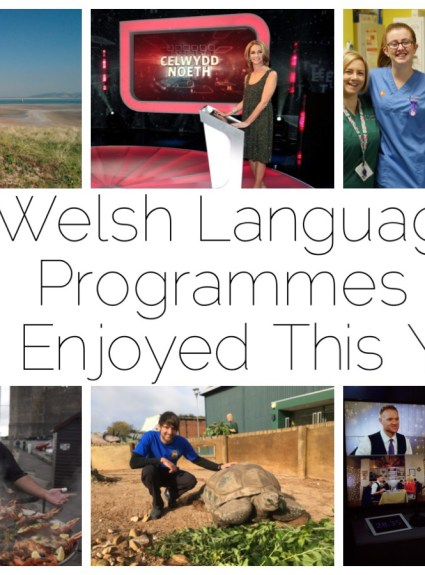 7 Welsh Programmes I've Enjoyed This Year