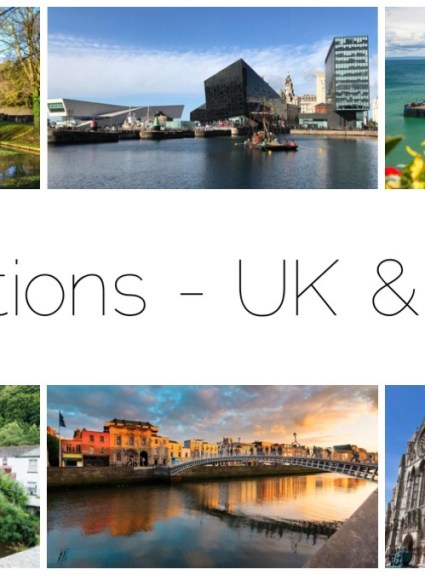Staycations – UK & Ireland