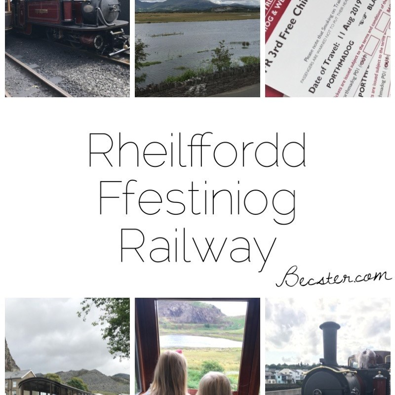 A trip along the best railway in the world - the Ffestiniog Railway. Brings back so many happy memories for me.