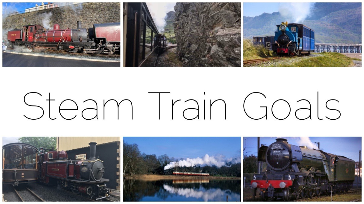 Steam Train Goals