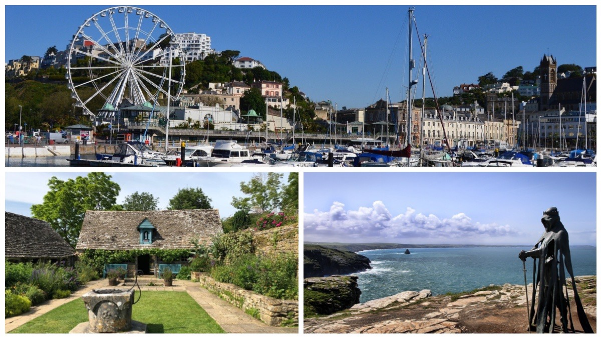 Staycations in South England