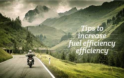 Increase fuel efficiency | becurious.co.in
