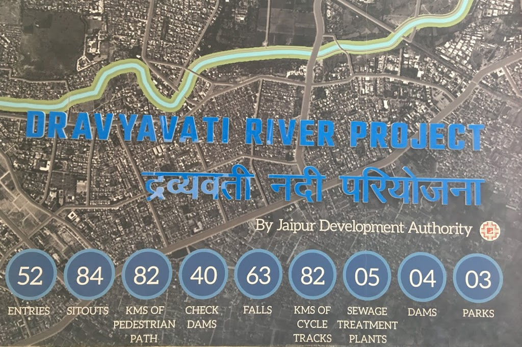 Things you must know about Dravyavati River Rejuvenation Project