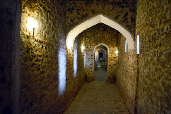 Tunnel of Amer Fort to Jaigarh Fort, Jaipur
