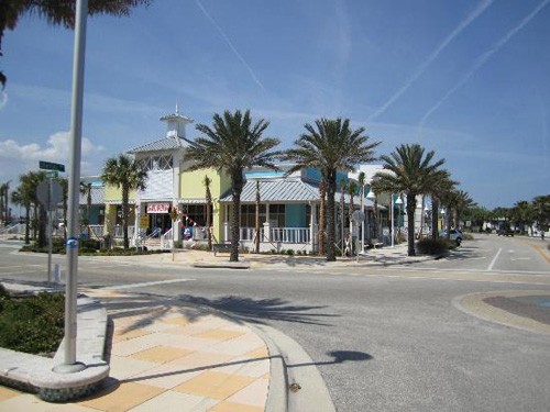 Town Center of Vilano Beach