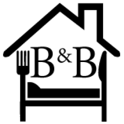 Image result for bed and breakfast icon