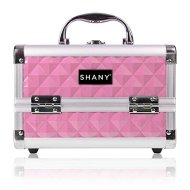 51DK66epHhL - SHANY Cosmetics Makeup Train Case with Mirror