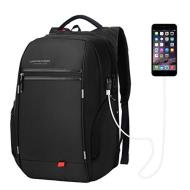 41HE76bJwLL 3 - LUXUR 37L Nylon Waterproof Laptop Backpack Casual School Business Travel Daypack
