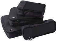 41WQHlux4RL 1 - AmazonBasics 4-Piece Packing Cube Set - Small, Medium, Large, and Slim