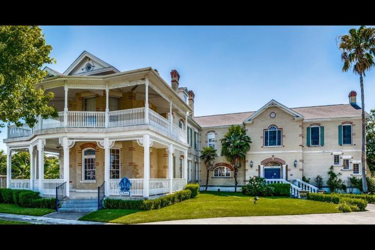 the olivia mansion seguin tx - The Olivia Mansion - Seguin, TX