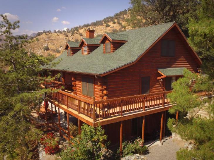 the log house lodge three rivers ca - The Log House Lodge - Three Rivers, CA
