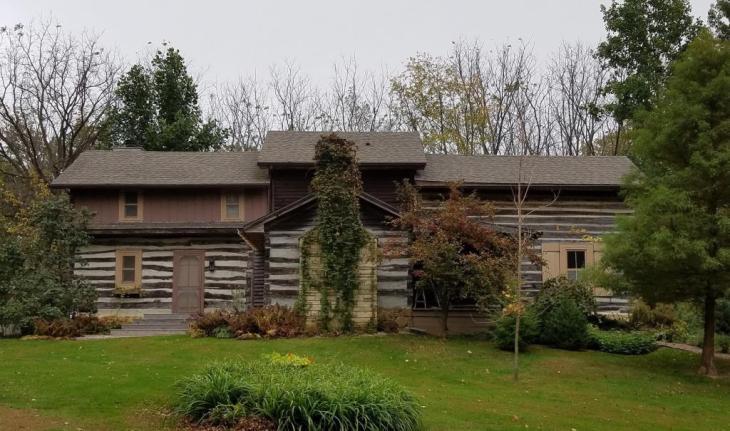 walnut ridge log cabins platteville wi - Walnut Ridge Log Cabins - Platteville, WI