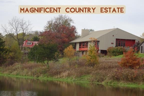 magnificent country retreat in wisconsin darlington wi - Magnificent Country Retreat in Wisconsin - Darlington, WI