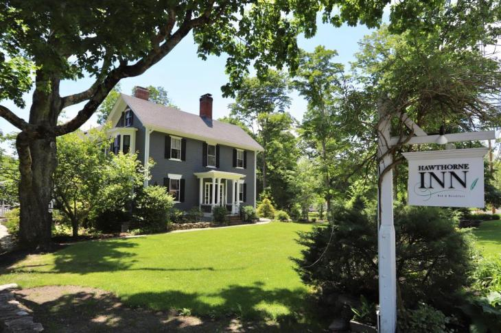 the hawthorne inn concord ma - The Hawthorne Inn - Concord, MA