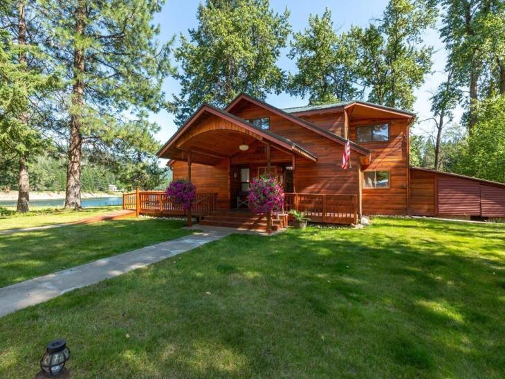 ruby creek lodge bed and breakfest cusick wa - Ruby Creek Lodge Bed and Breakfest - Cusick, WA