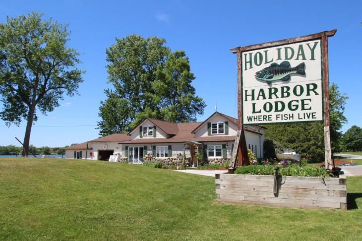 holiday harbor lodge north hero vt - Holiday Harbor Lodge - North Hero, VT