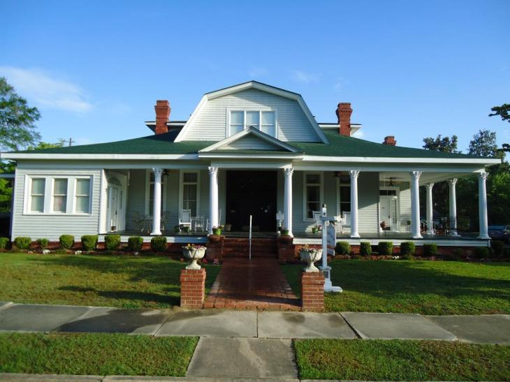 the edenfield house swainsboro ga - The Edenfield House - Swainsboro, GA