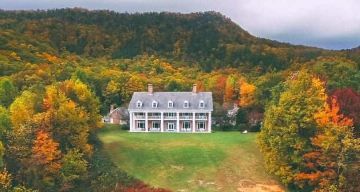 elegant mountain bed breakfast resort east tn newport tn - Elegant Mountain Bed & Breakfast Resort (East TN) - Newport, TN