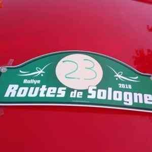 Rallye des Routes de Sologne