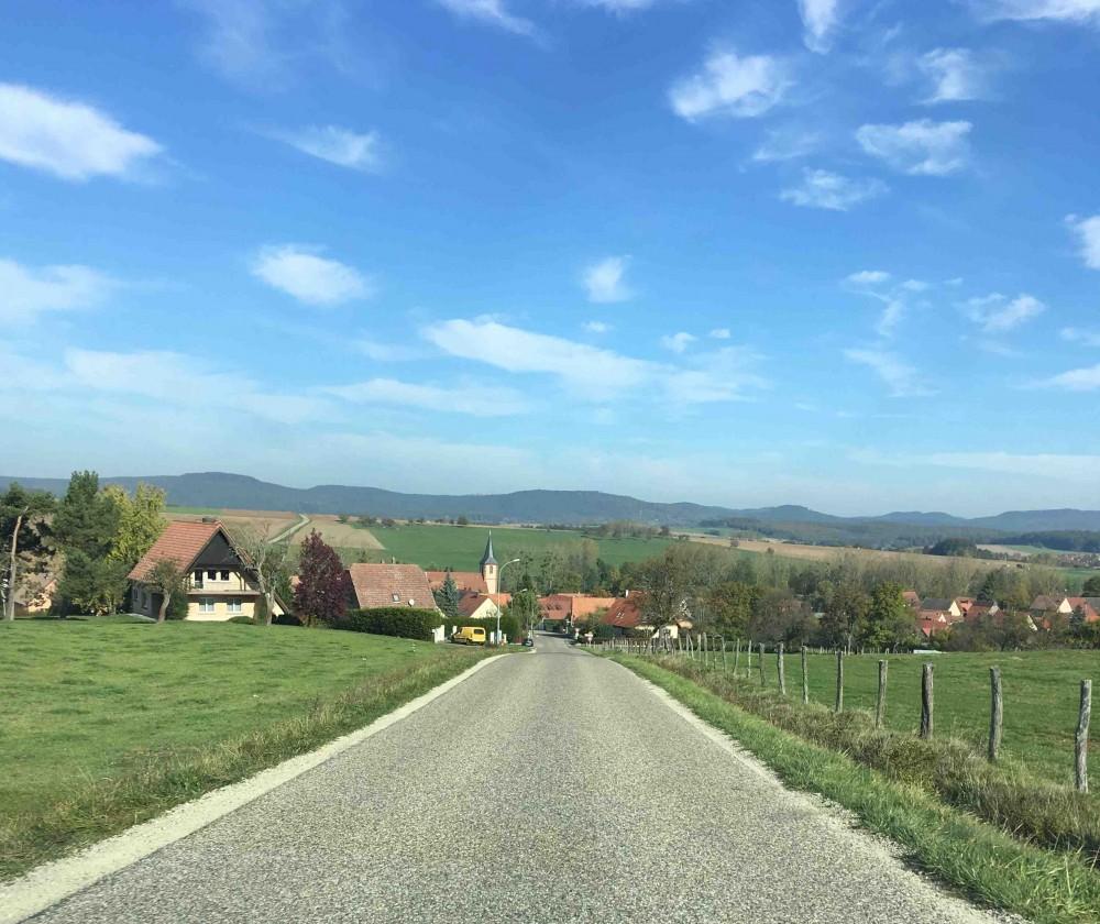 Roadtrip la route des Vins d'Alsace