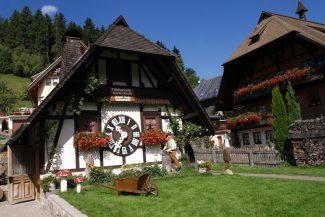Allemagne-Triberg