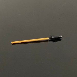 Mascara brushes goud