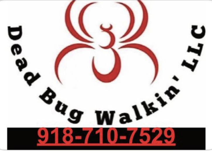 Dead Bug Walkin LLC Bed Bug Heat Treatment Specialists Tulsa Oklahoma Metro Area