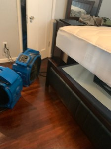 Heat bed bug treatment pictures, Pictures of our bed bug heat treatment service