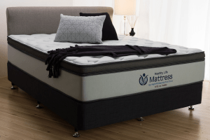 Healthy Life Plush – Awarded Australia's Best Spinal Care Mattress