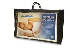 Healthbeds Cooltex Talalay Latex Pillow