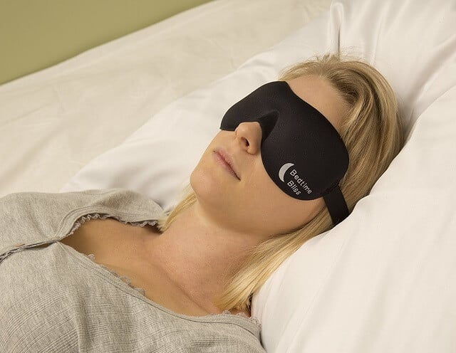 Bedtime Bliss Sleep Mask Review
