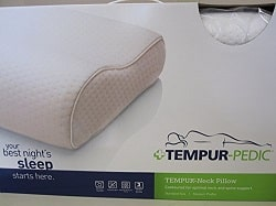 Tempur-Pedic Contour Neck Pillow