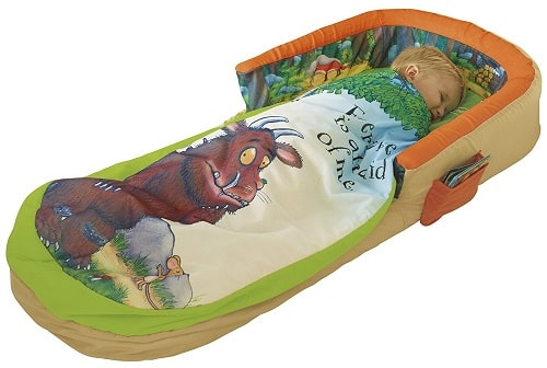The Gruffalo Toddler Airbed and Sleeping Bag