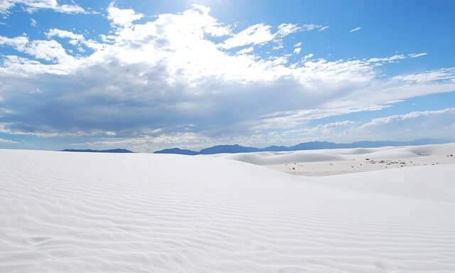 White Sand Beach Dream Meaning and Interpretation