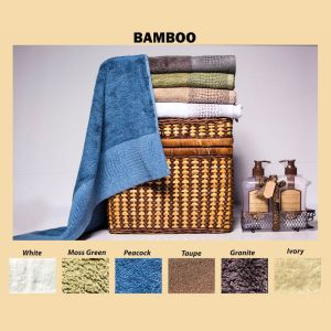Bamboo Towel by Kouchini