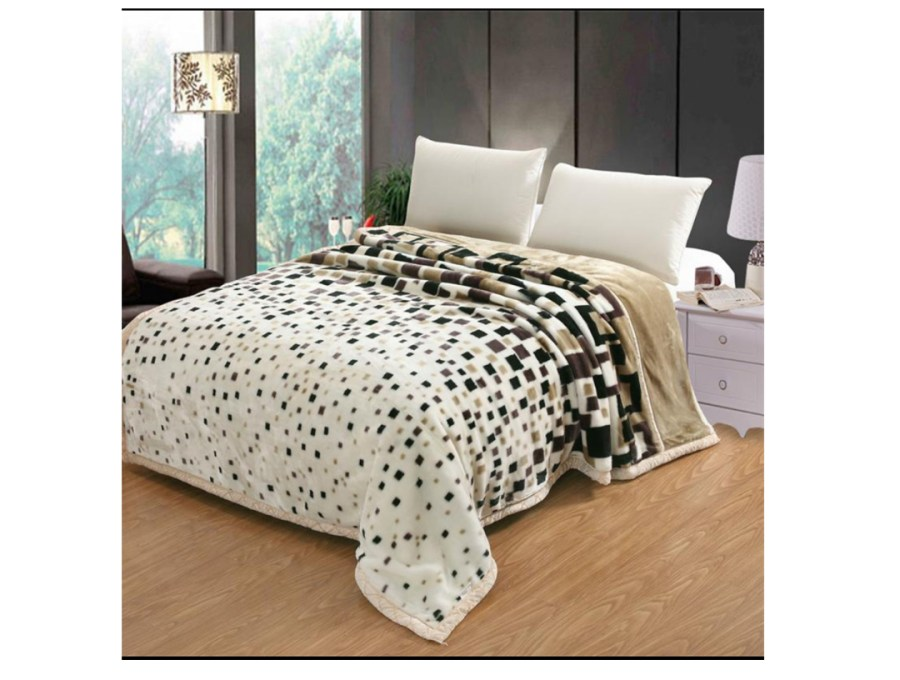 PRINTED SOFT BLANKETS WITH YOUR MEMORIES - LATIN