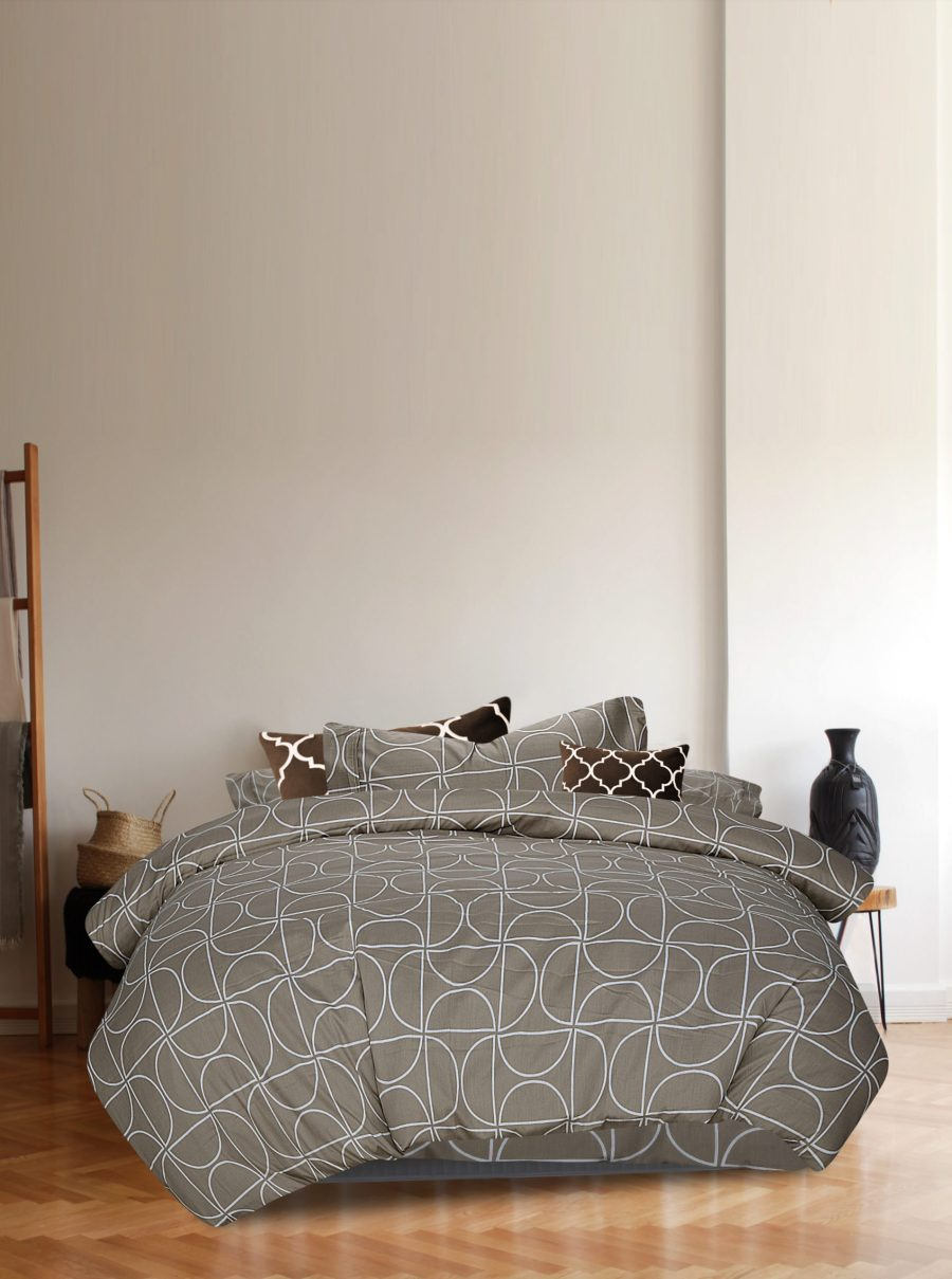 3 Pcs Quilt Cover - Giana