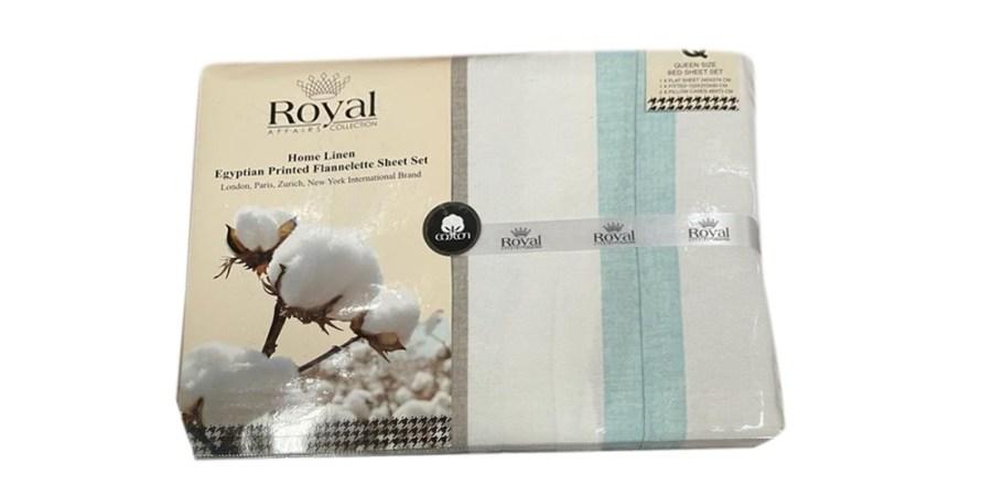 100% Pure Cotton Cozy Winter Flannelette Sheet Sets Design- Kartaz~FREE POSTAGE~