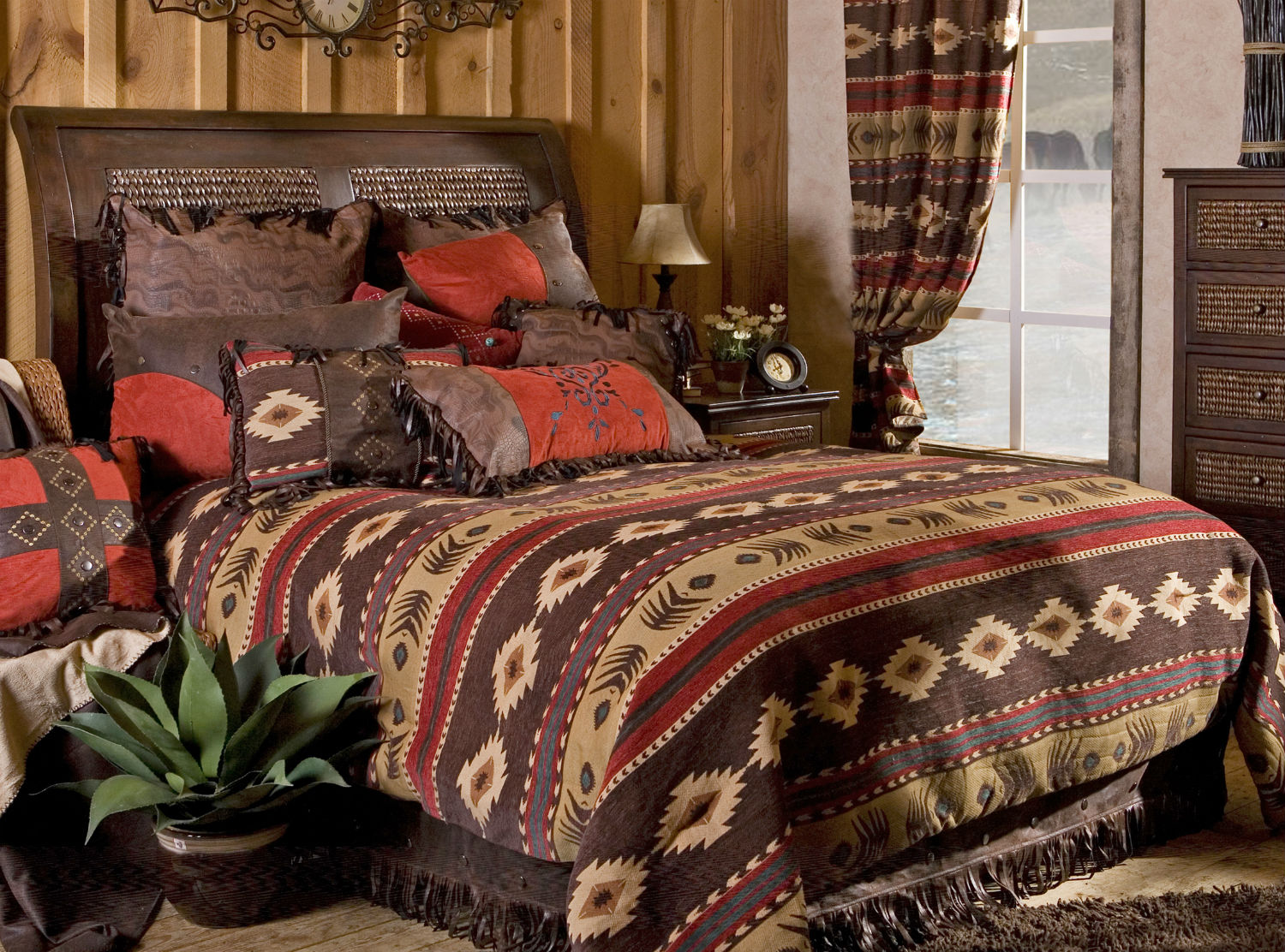 Cimarron By Carstens Lodge Bedding By Carstens Lodge