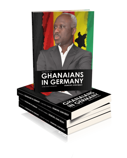 The history of Ghanaians in Germany