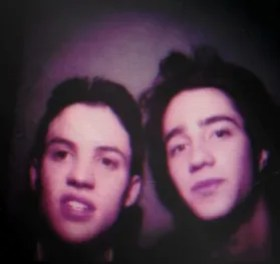 Stefan (left) and Jordan Galland (right)