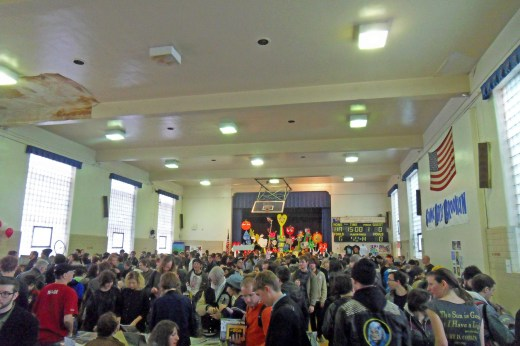 The festival crowd. (Photo: Kristy Ann Muniz)